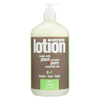 Clean and Green: EO Products - Lotion - Mint and Coconut - Case of 1 - 32 Fl oz.