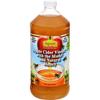 Dynamic Health Apple Cider Vinegar - with the Mother and Natural Honey - Plastic Bottle - 32 oz HGR 1739226