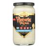 Victoria Vegan Sauce - Original Alfredo - Case of 6 - 18 Fl oz.. HGR 1740265
