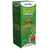 Herbion Naturals Throat Syrup - All Natural - Sugar Free - 5 oz HGR 1742220