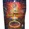 Earth Circle Organics Goji Berries - Organic - Dried - 8 oz HGR 1743376