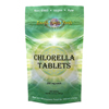 Earth Circle Organics Chlorella Tablets - Raw - 250 mg - 400 Count HGR 1743475