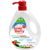 Simply SoapBerry Laundry Detergent - Free & Clear - 32 oz. - 64 Loads HGR 1743723