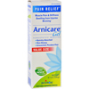 Vitamins OTC Meds Pain Relief: Boiron - Arnicare Gel - Value Size - 4.1 oz