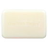 One With Nature Naked Soap - Goats Milk and Lavender - Case of 6 - 4 oz. HGR 1745702