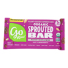 Go Raw Organic Sprouted Bar - Raisin Crunch - Case of 20 - 1.8 oz.. HGR 1746346