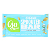 Go Raw Organic Sprouted Bar - Pumpkin Seed - Case of 20 - 1.8 oz.. HGR 1746411