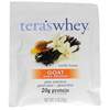Tera's Whey Protein Powder - Whey Protein - Goat - Vanilla Honey - 1 oz - Case of 12 HGR 1747005