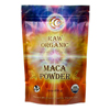 Earth Circle Organics Maca Powder - Organic - Raw - Yellow - 16 oz HGR 1749514