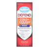 Cough Cold Cough Syrup: Hyland's - Defend - Cold and Cough - Case of 1 - 4 Fl oz.
