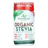 Sweeteners Creamers Sweetener: Sweet Leaf - Sweetener - Organic - Stevia - 3.2 oz