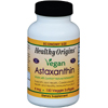 Herbal Homeopathy Herbal Formulas Blends: Healthy Origins - Astaxanthin - Natural - 4 mg - 150 Vegetarian Capsules