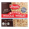 Matzo Meal - Whole Wheat - Case of 12 - 11 oz..