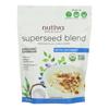 Nutiva Organic Superseed Blend - Coconut - Case of 6 - 10 oz.. HGR 1787282
