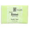 River Soap Company Soap - Fresh Lime Bar - 4.5 oz.. HGR 1788546