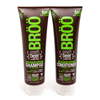 Broo Shampoo - Invigorating - Malted Mint - 8.5 oz HGR 1793652