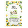 Little Secrets Dark Chocolate Candies - Toasted Coconut - Case of 8 - 5 oz.. HGR 1796028
