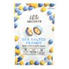 Little Secrets Organic Bite - Size Artisan Crisps - Raisin Pecan and Rosemary - Case of 8 - 5 oz.. HGR 1796036