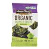 Annie Chun's Organic Seaweed Snacks Wasabi - Case of 12 - 0.35 oz.. HGR 1807783