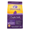 Wellness Pet Products Cat Food - Chicken and Oatmeal Recipe - Case of 6 - 5 lb. HGR 1822899