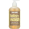 Clean and Green: EO Products - Baby Wash - Calendula Oat - Case of 1 - 12.75 Fl oz.