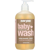 Clean and Green: EO Products - Baby Wash - Chamomile Lavender - Case of 1 - 12.75 Fl oz.