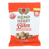chips & crackers: Manitoba Harvest - Hemp Heart Bites - Cinnamon - 1.6 oz - Case of 12