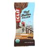 Clif Bar Organic Nut Butter Filled Energy Bar - Chocolate Hazelnut Butter - Case of 12 - 1.76 oz.. HGR 1835818