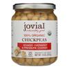 Jovial Organic Chickpeas - Case of 6 - 13 oz. HGR1838622