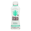Detox Water Original Detox Water - Lychee and White Grape - Case of 12 - 16 FL oz.. HGR 1840644