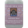 soaps and hand sanitizers: One With Nature - Mud Soap - Volcanic - Case of 6 - 7 oz.