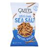 Quinn Pretzel Sticks - Classic Sea Salt - Case of 8 - 7 oz.. HGR 1841998
