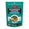 Seapoint Farms Seaweed Crisps - Almond Sesame - Case of 12 - 1.2 oz.. HGR 1843119