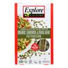 Explore Cuisine Fettuccine Edamame & Mung Bean - Case of 6 - 8 oz. HGR 1850478
