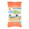 Seasnax Organic Premium Roasted Seaweed Snack - Toasty Onion - Case of 24 - 0.18 oz.. HGR 1854611