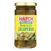 Hatch Nacho Sliced Jalape?os - Jalape?os - Case of 12 - 12 oz..