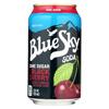 Blue Sky Natural Soda - Black Cherry - Case of 4 - 12 oz.. HGR 1856731