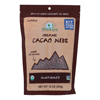Natierra Organic Cacao Nibs - Chocolate - Case of 6 - 10 oz.. HGR 1857333