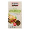 Explore Cuisine Organic Green Lentil Lasagna - Lasagna - Case of 12 - 8 oz. HGR 1860527