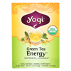 Green Tea - Energy - Case of 6 - 16 Bags