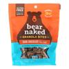 Bear Naked Granola Bites - Dark Chocolate Sea Salt - Case of 6 - 7.2 oz.. HGR 1882414