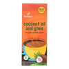 Coconut Oil and Ghee 50/50 Blend 0.5 oz.. Packets - Case of 6 - 5/.5 oz..