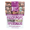Made In Nature Figgy Pops - Cranberry Pistachio - Case of 6 - 4.2 oz. HGR 1889633