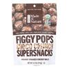 Made In Nature Figgy Pops - Choco Crunch - Case of 6 - 4.2 oz. HGR 1889658