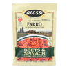 Alessi Farro Beets and Spinach - Case of 6 - 7 Oz HGR1896976