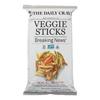 Veggie Sticks - Potato and Other Vegetable Snack - Case of 8 - 6 oz.