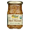 Roland Products Mustard Dijon Grained - Case of 12 - 7 oz. HGR 1923499