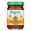 Drew's Organics Mild Thick and Chunky Salsa - 12 oz.. - Case of 6 HGR 1940576