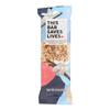 This Bar Saves Lives Madagascar Vanilla Almond and Honey - Case of 12 - 1.4 oz.. HGR 1941350