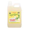 Rebel Green Laundry Detergent - Organic - Peppermint and Lemon - Case of 4 - 64 fl oz. HGR 1969658